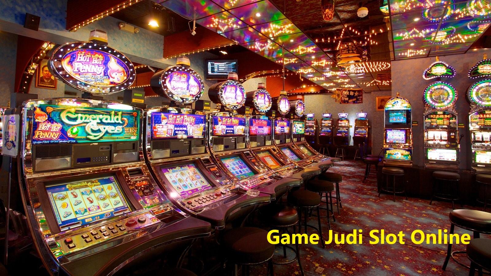 Permainan Judi Slot Mesin